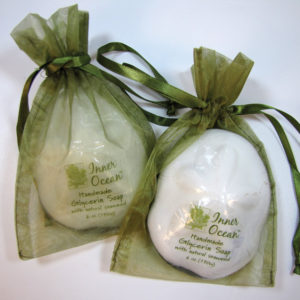 Seabiscuit soap in pouch