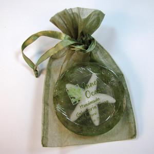 Round Starfish Soap Inner Ocean