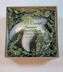 Seaweed Soap Starfish Inner Ocean