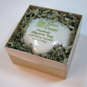 Seaweed Soap Inner Ocean Scallop